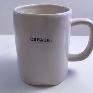 Rae Dunn artisan collection mug CREATE New